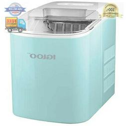 Igloo ICEB26AQ 26-Pound Automatic Portable Countertop Ice Ma