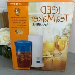 Mr Coffee Iced Tea Maker 2 Quart Size. 102316-8