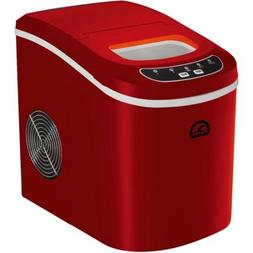Igloo Portable Countertop Ice Maker, Dark Red, Ice maker pro