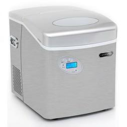 Whynter IMC-490SS Stainless Steel Countertop Portable Ice Ma