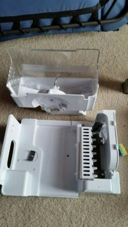 Kenmore Elite refrigerator Ice Maker and parts