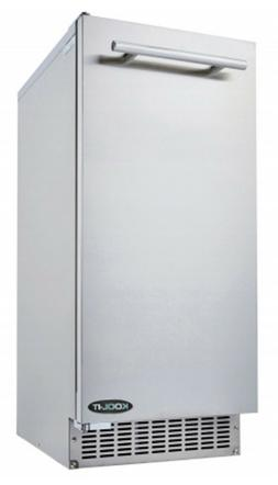 Kool-It KOU-70-AB Outdoor Ice Maker Undercounter air-cooled