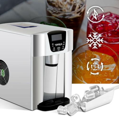 2 in Maker Countertop Ice Cubes Home