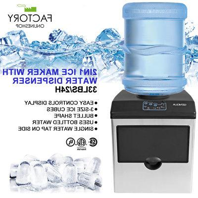 2 in 1 water dispenser w built