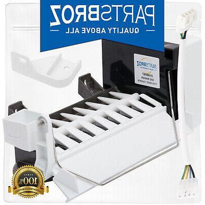 2198597 ice maker 8 cube with harness