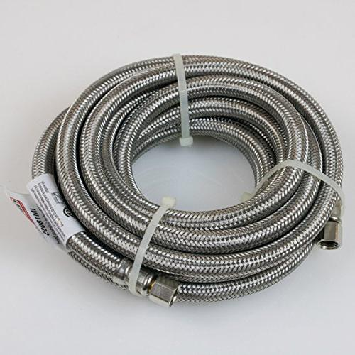 Certified Stainless Ice Connector,