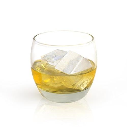 Domestic Corner Ice Cube Tray - Ice Cubes Set