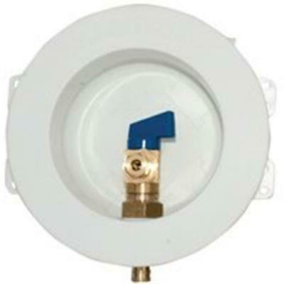 NEW EASTMAN 60238 ROUND MINI Outlet Box Ice Maker 1//2in Pex PIPE 6972400