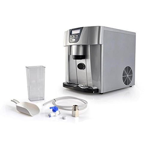Ice Countertop Ice Ice W/ In 9 Produces lbs Ice -