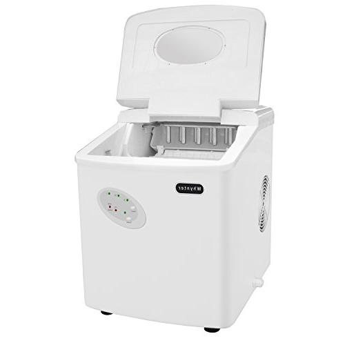Whynter IMC-330WS 33 lb Ice One Size