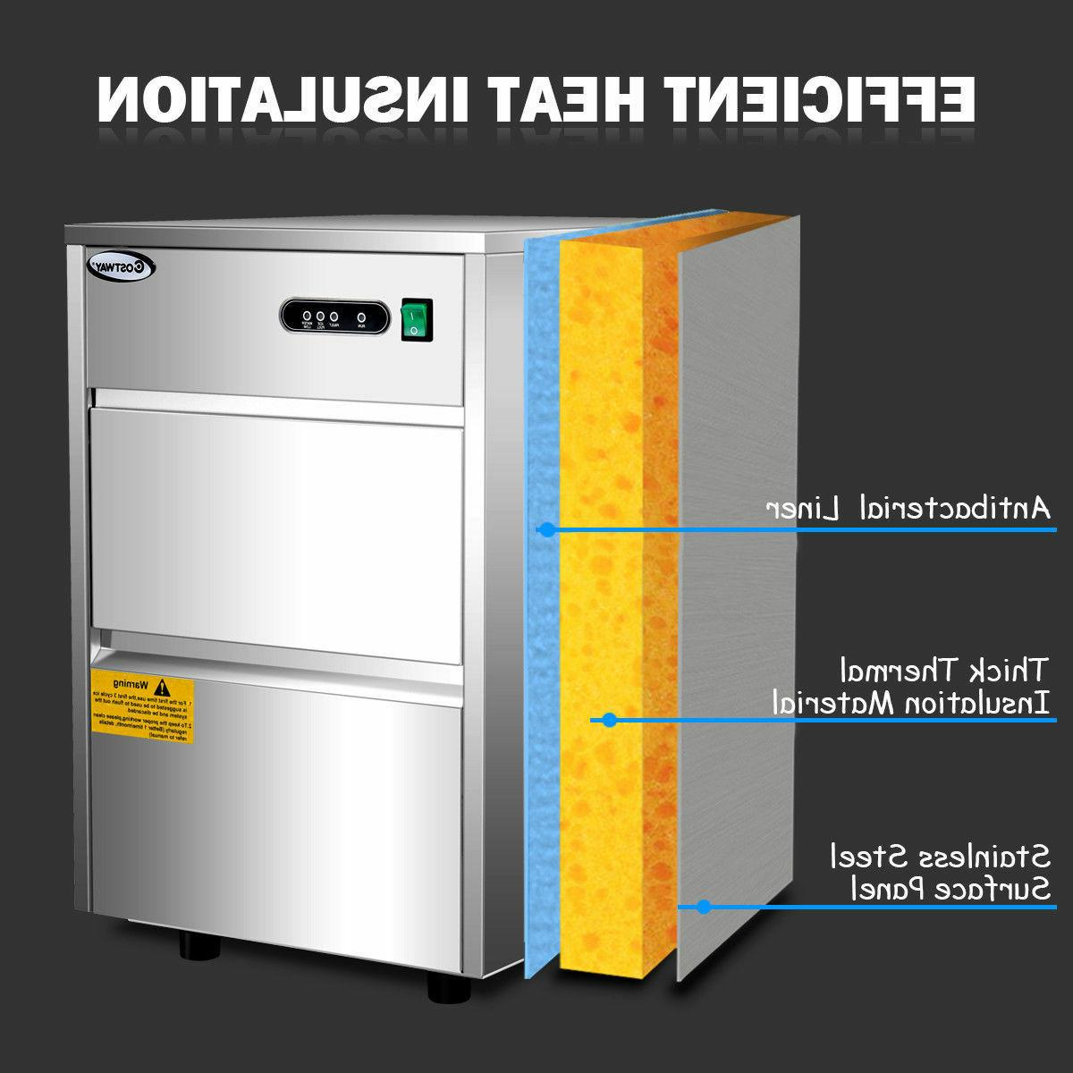 Costway Maker Stainless Commercial Ho