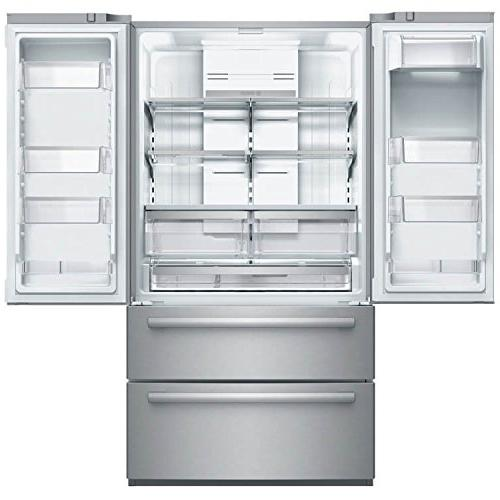 B21CL80SNS Counter Depth French Door 20.8 Capacity 2 Dual AirCool System Crisper and Ice Stainless