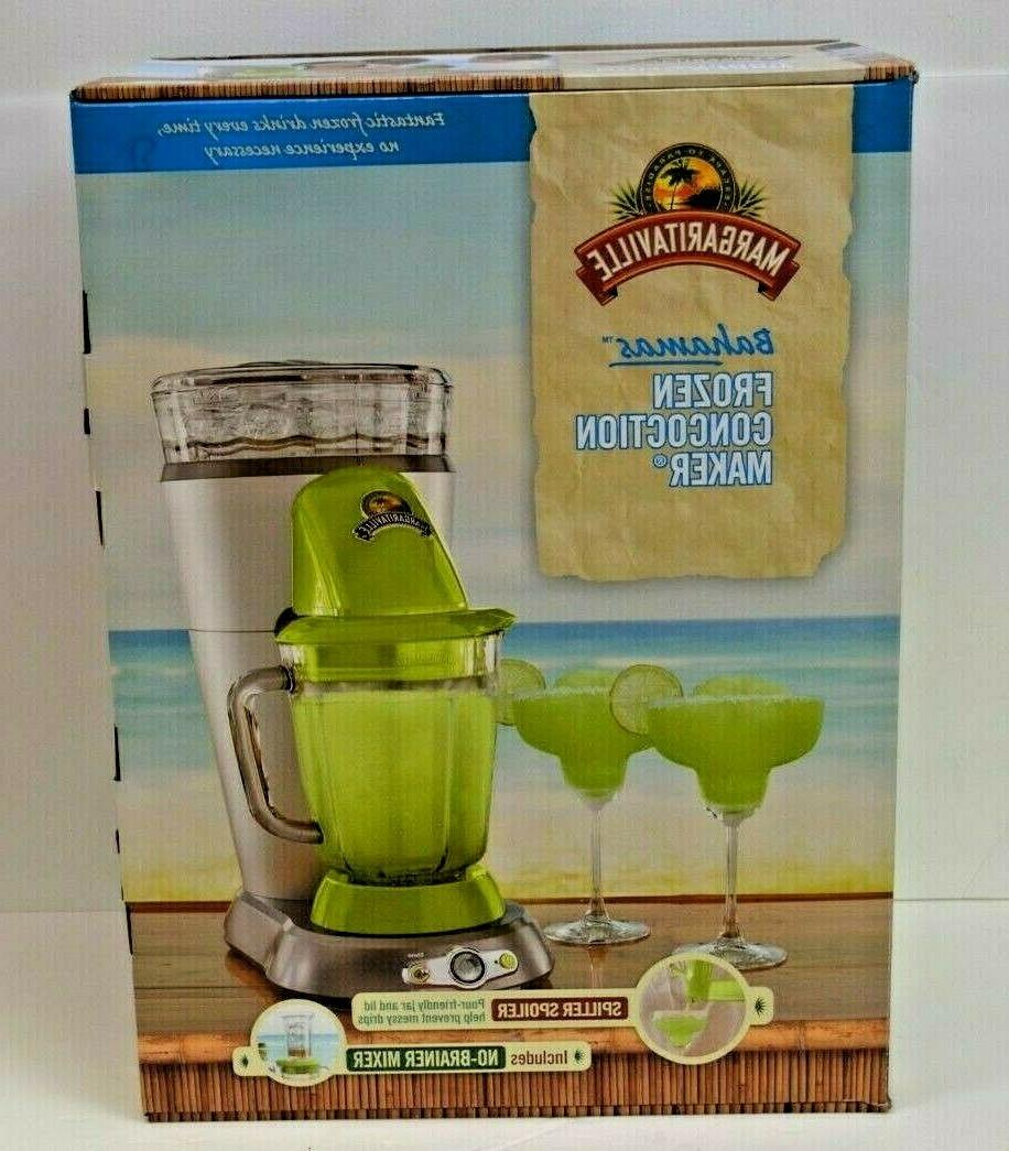Margaritaville Bahamas Frozen Concoction Maker with No-Brain