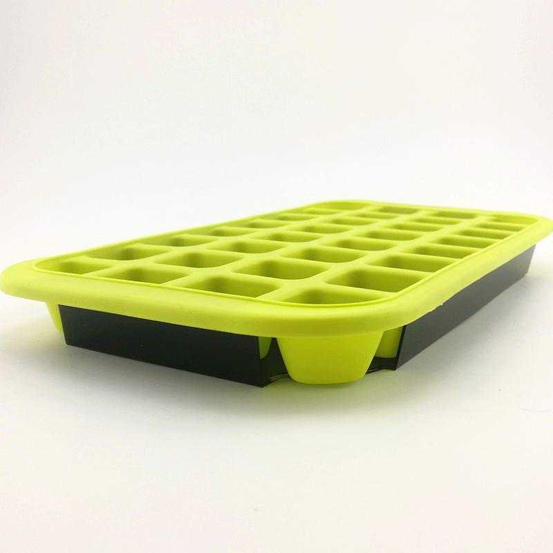 Big Ice Cube 32holes Molds Ice Silicone