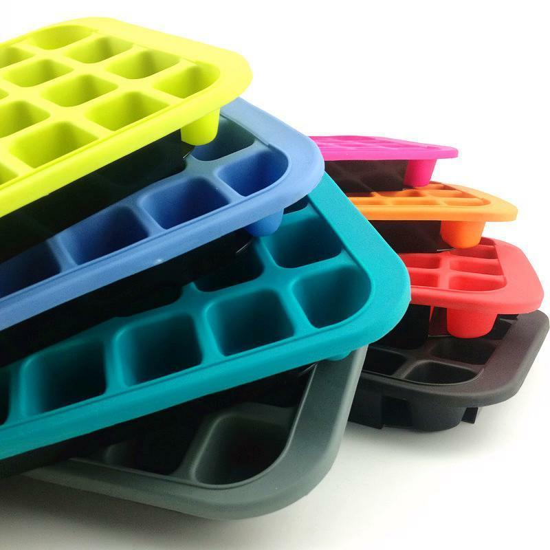 Big Ice Molds Ice Cream Moulds Maker Silicone