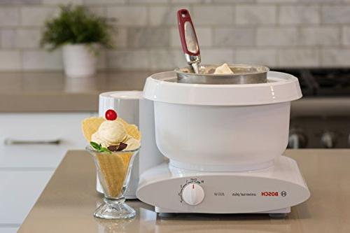 Bosch Universal with NutriMill Ice Maker