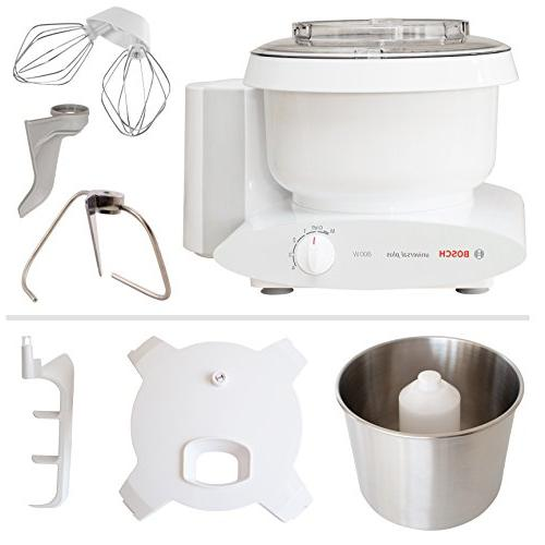 Bosch with NutriMill Ice Cream Maker
