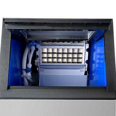 Built-in Commercial Ice Stainless Bar Ice Machine