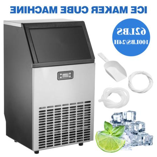 Built-in Commercial Ice Stainless Steel Ice Cube