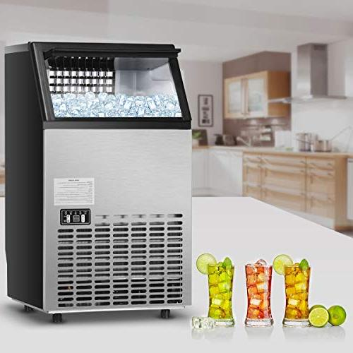 Costzon Commercial Ice Maker Portable Ice