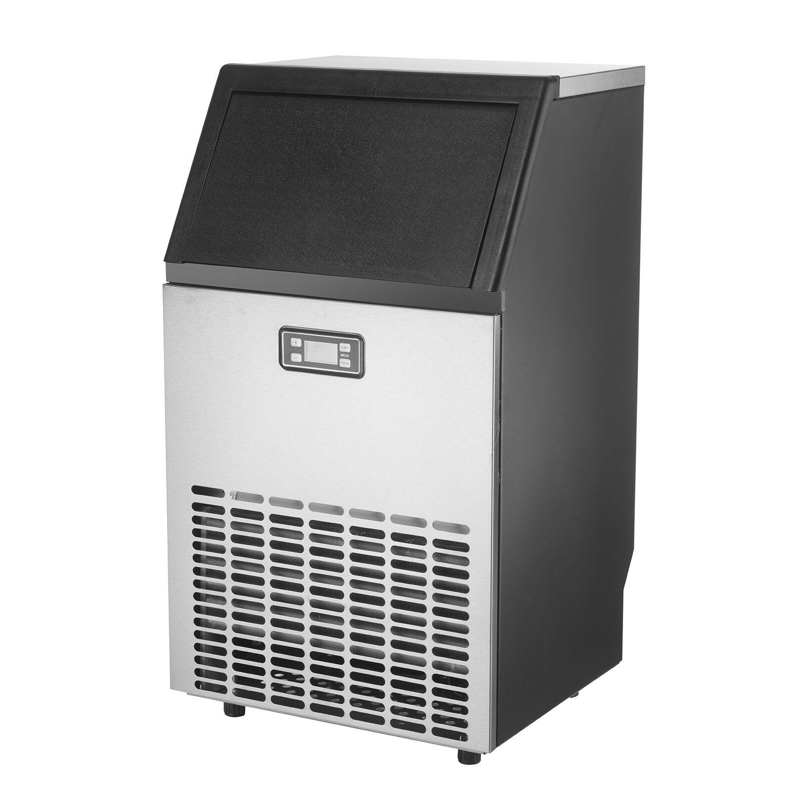 Commercial Built-in Auto Stainless Machine 100lbs