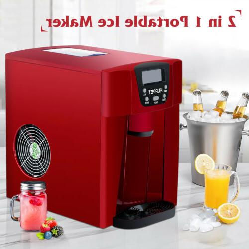 Electric Water with Ice Machine Counter