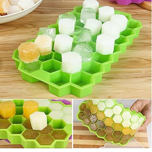 Miraz Ice Ice Cube Trays Mold Dual-use Ice Silicone Revolutionary Space Ice Cube ...