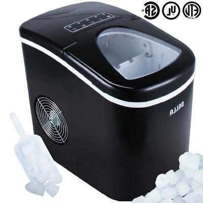 electric ice maker cube portable