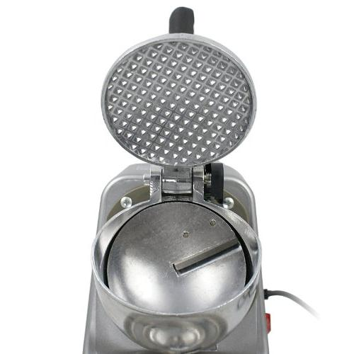 BBBuy Shaver Machine Snow Cone Shaved Ice for Commercial Use, Set