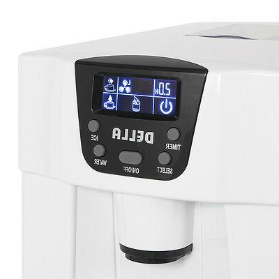 Della© Freestanding with Built-In Ice Machine day, 2-Size