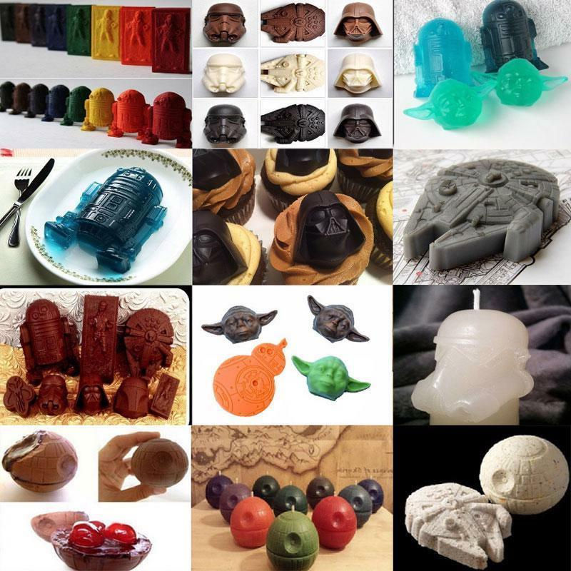 Ice Cubes Tray Mold Cream Chocolate Mould Tools