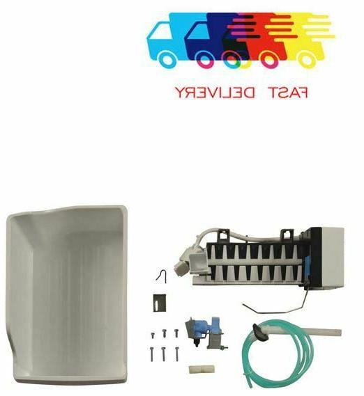 ice maker and water valve kit