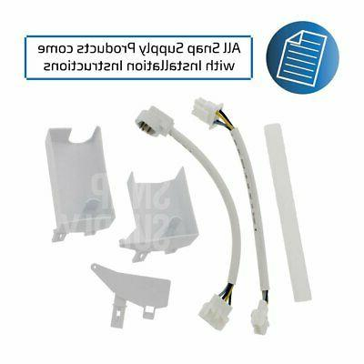 Snap and Kit for Part WR30X10093KIT51