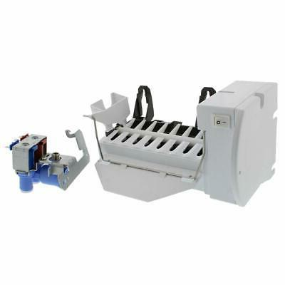 snap supply ice maker and water valve