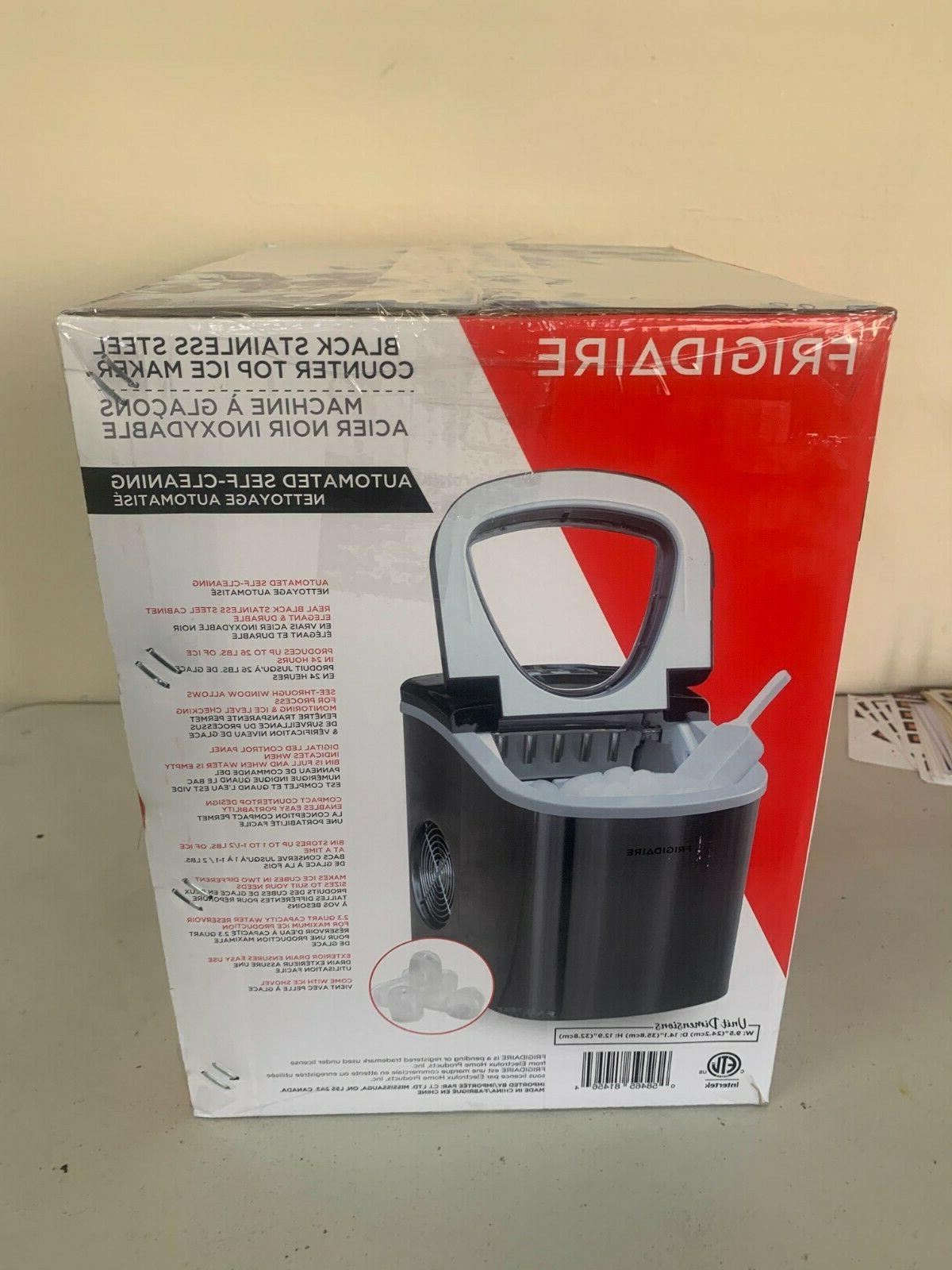 Ice Maker for Countertop, Ice Cube Makers, Make 24h