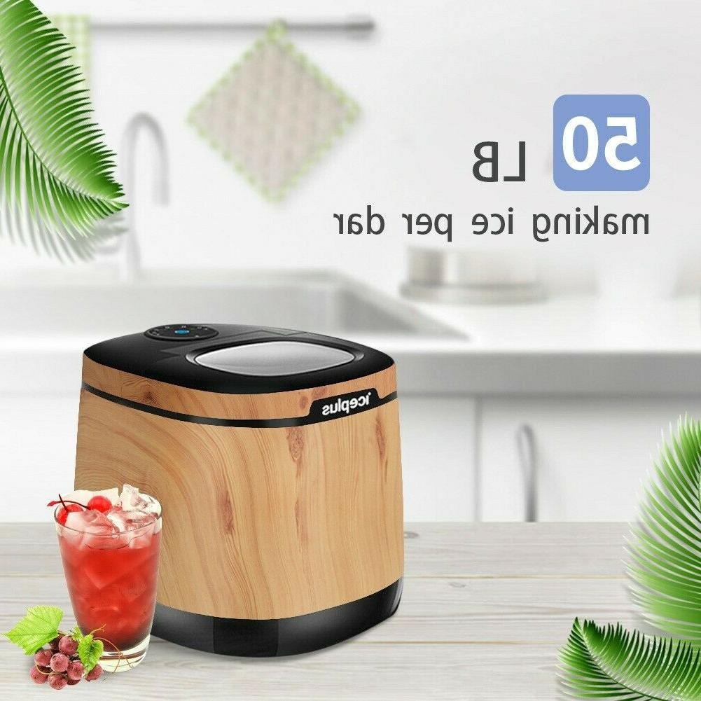 ice maker portable ice making machine tabletop
