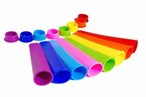 ice pop makers popsicle stick silicone kitchen