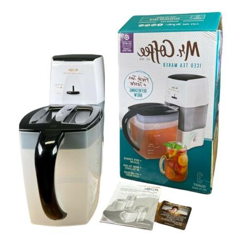 iced tea maker 3 quart