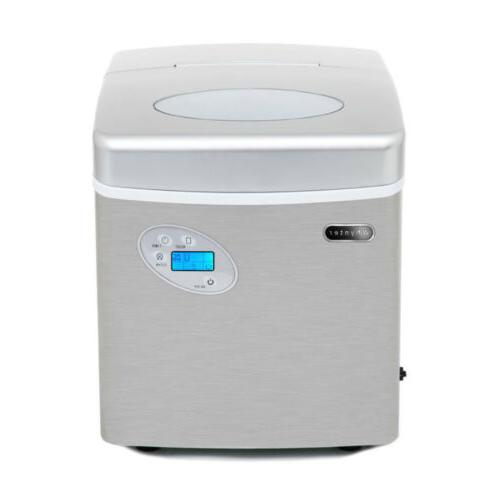 imc 491dc portable ice maker
