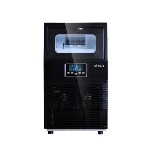 Intelligent Commercial Ice Maker Ice Cube Machine