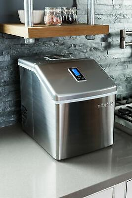 EdgeStar Ice Maker - Stainless