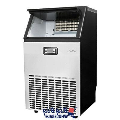 LCD Machine Stainless Steel / 100lbs per Day