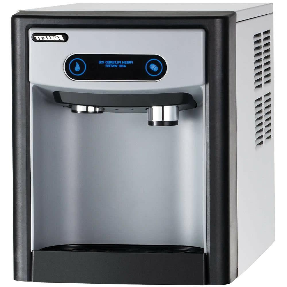 new air cooled countertop ice maker