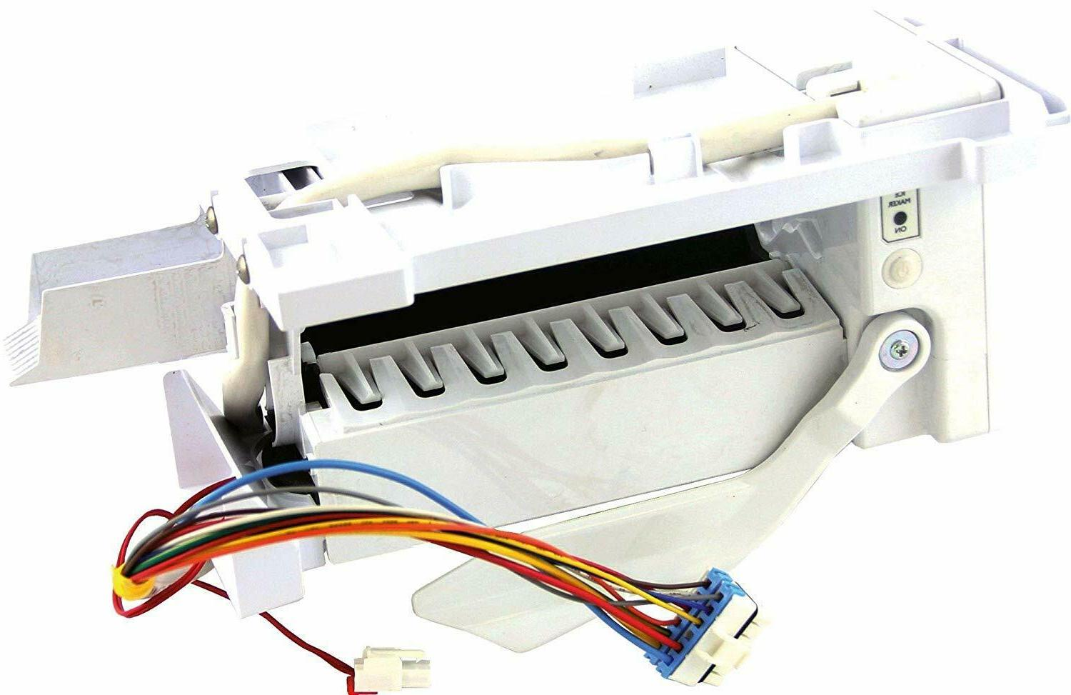 new ice maker assembly part number 658257