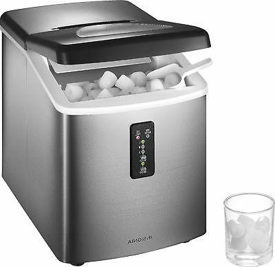 Open-Box Portable Ice - Stainless