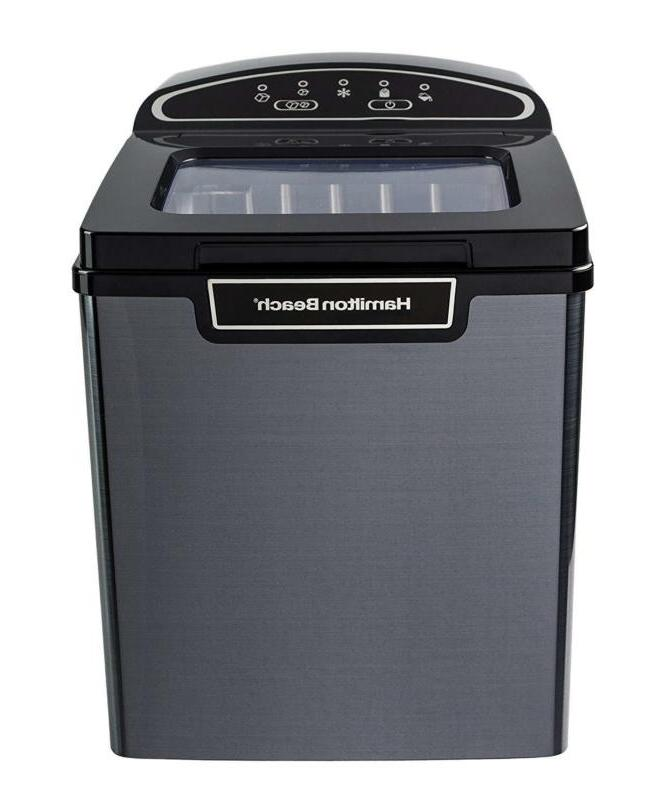 Hamilton Beach Ice Maker, Capacity,