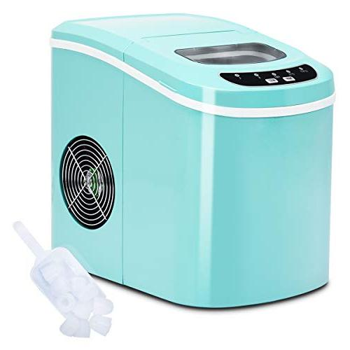 portable compact electric ice maker
