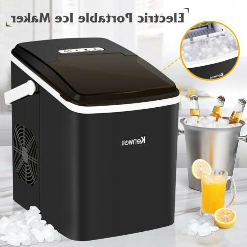 portable frigidaire ice maker cube machine countertop