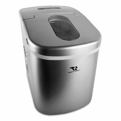 Portable Ice Maker Freestanding ICE Making 26