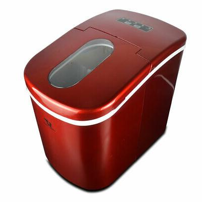 Portable Ice Maker Countertop Making 26 Lb/Day